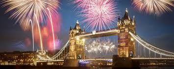 29 dicembre – 1 gennaio 2020 Capodanno a Londra