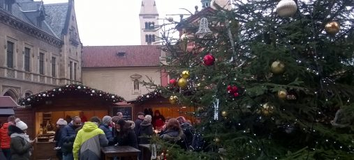 30 dicembre- 2 gennaio 2020 Praga – La romantica