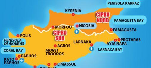 TOUR DELL'ISOLA DI CIPRO 19-26 GIUGNO