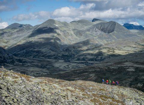 TREKKING IN NORVEGIA