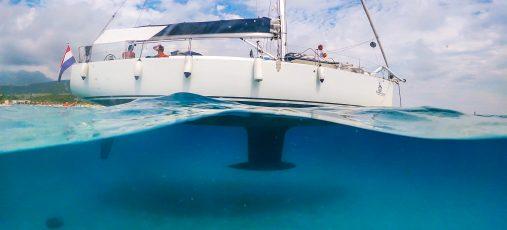 Una giornata mare in barca a vela